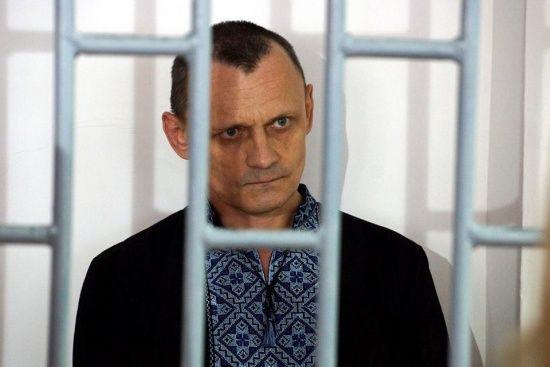 В'язня Кремля Клиха раптово перевезли із СІЗО до Москви