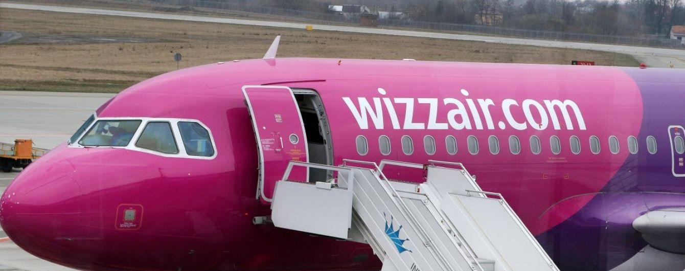 Лоукостер Wizz Air возобновил рейсы между Эстонией и Украиной