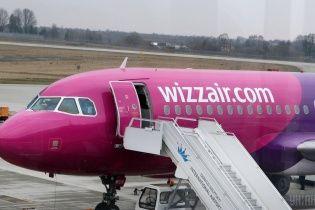 Wizz Air відкриває два нових рейси з Києва в Європу