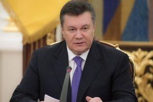 Санкции против Януковича остаются в силе - СМИ