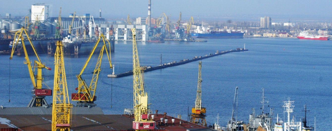Одеський припортовий завод зупинив виробництво