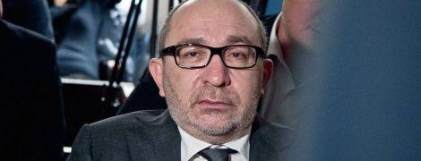 """""""Якийсь змій, б**"""": Кернес не схвалив депутата, який не проголосував за перейменування метро"""