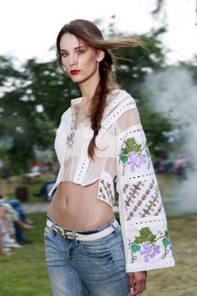 Коллекция Vyshyvanka Couture Третьего Тысячелетия Оксаны Караванской _1