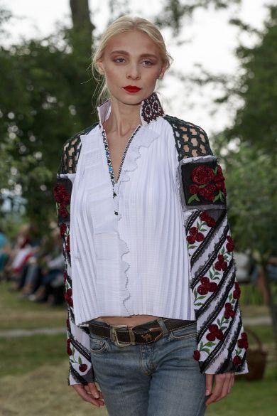 Коллекция Vyshyvanka Couture Третьего Тысячелетия Оксаны Караванской _2