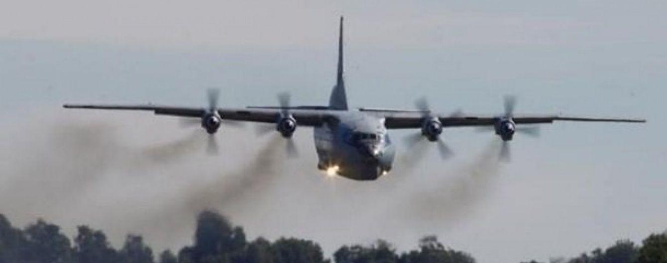В Афганістані впав літак із українцями на борту