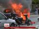 Мітинг поліцейських у Парижі завершився сутичками