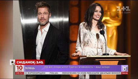 Скандал между Анджелиной Джоли и Брэдом Питтом из-за алиментов набирает обороты