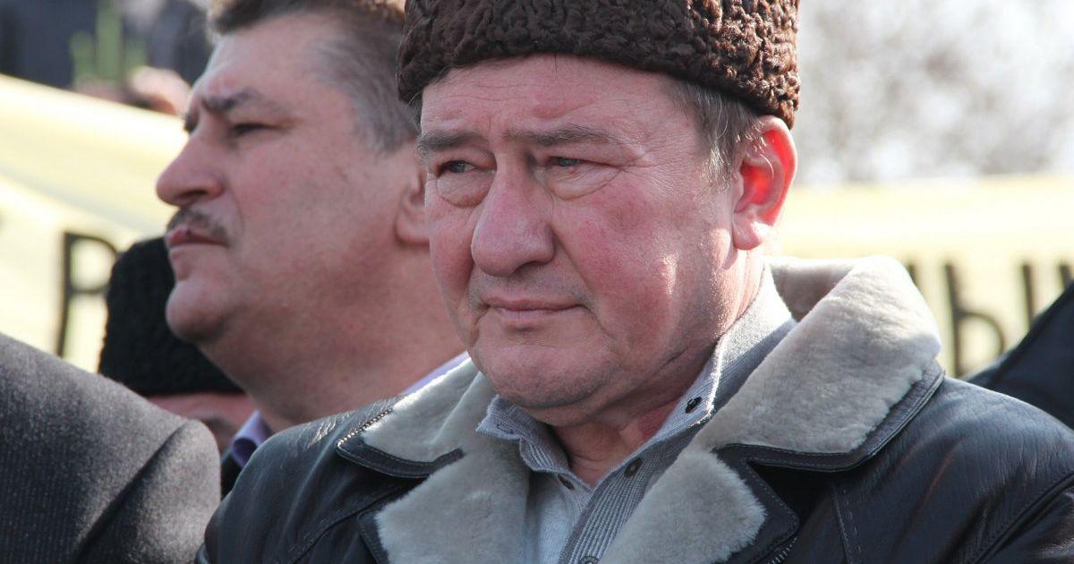 Одного из лидеров крымских татар оккупанты приговорили к 2 годам колонии