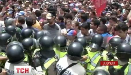 Социальное напряжение в Венесуэле приближается к пределу