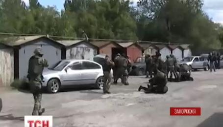 В Запорожье правоохранители задержали банду грабителей
