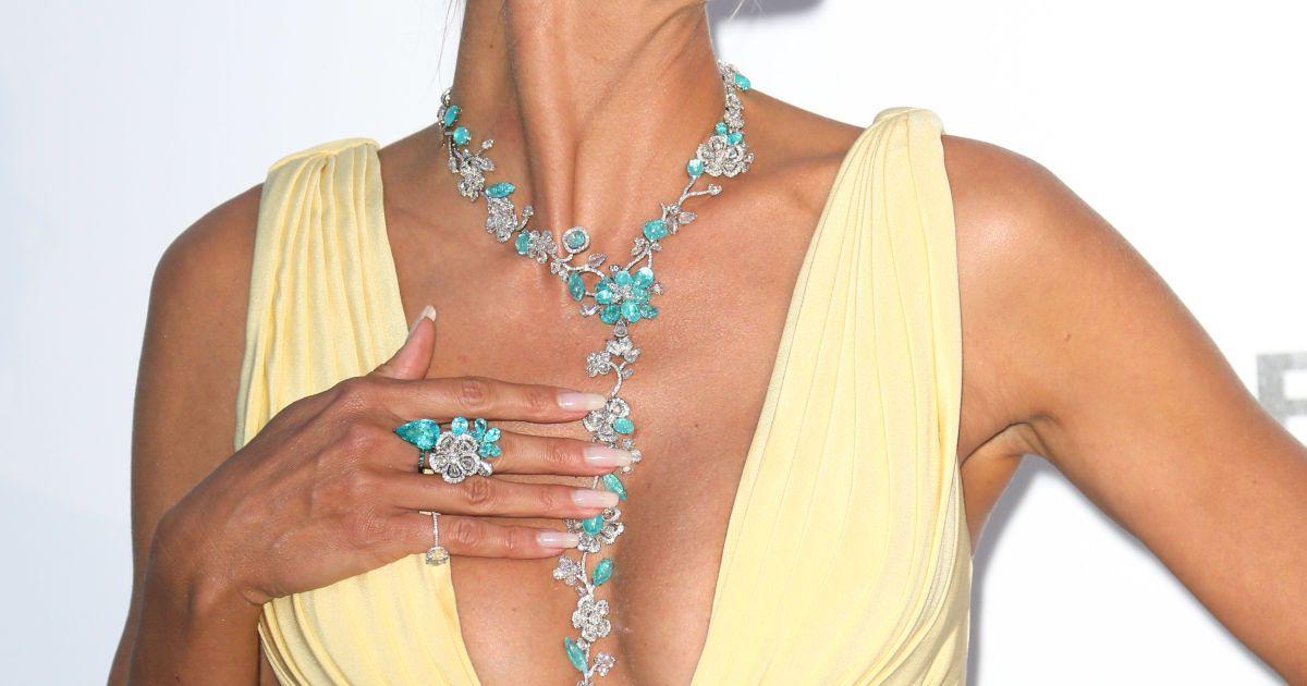 Клум вразила провокаційною сукнею @ Getty Images