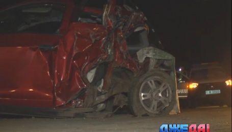 Пьяный водитель из Киево-Печерской лавки спровоцировал тройную аварию в столице