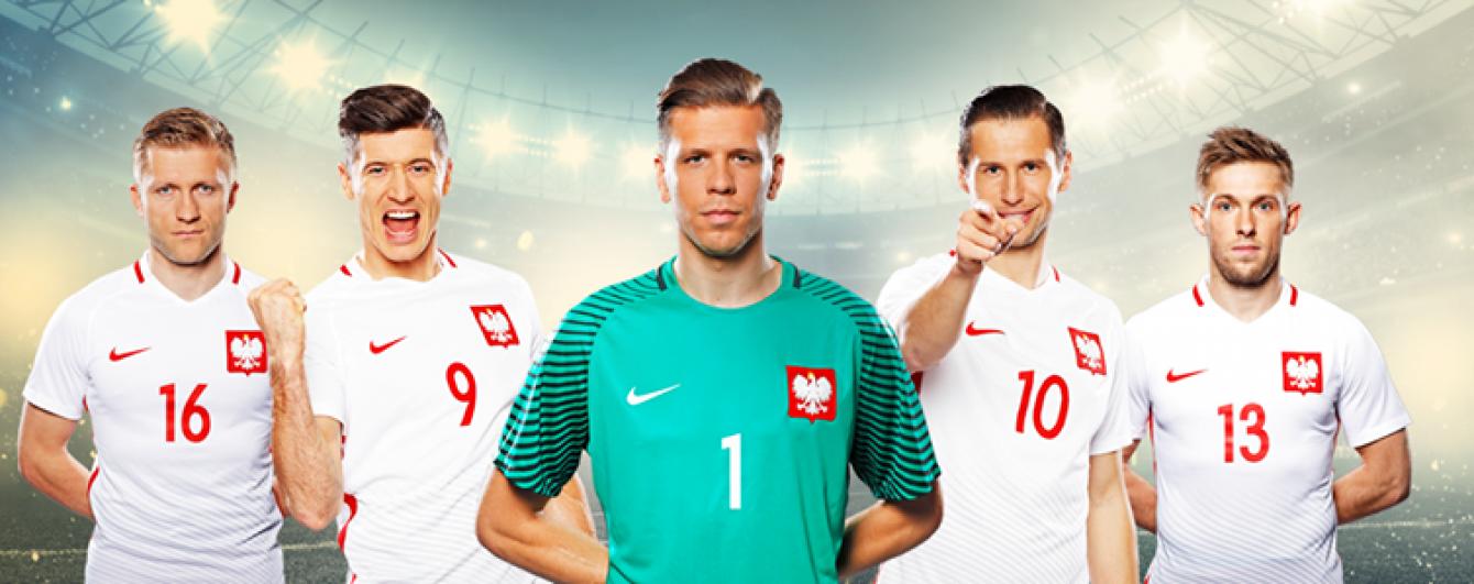 Збірна Польщі: представляємо учасника Євро-2016