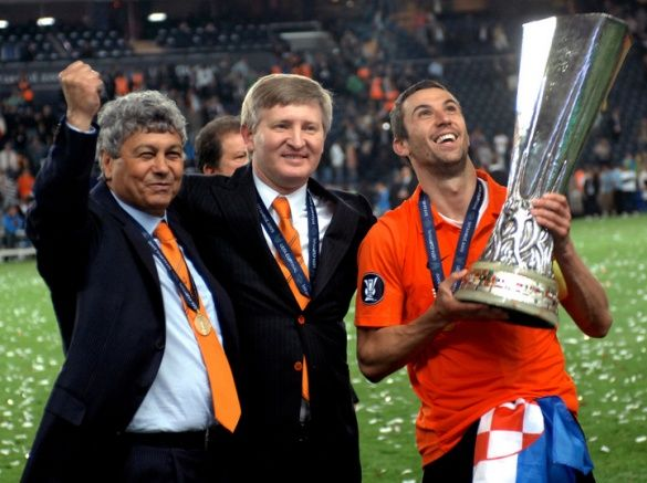 Шахтар виграв Кубок УЄФА у 2009 році