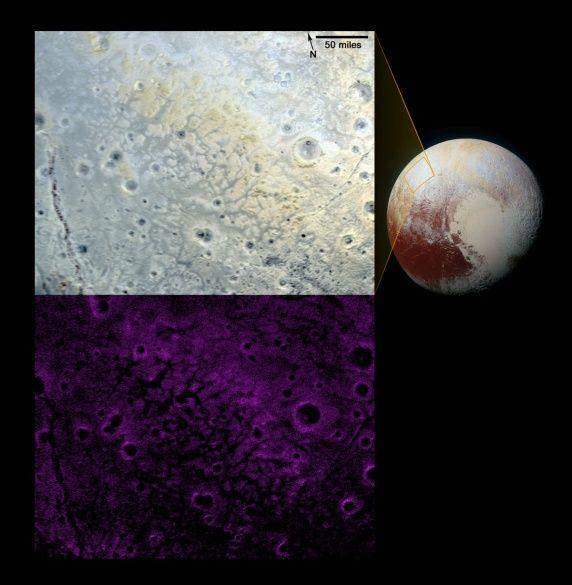 Ділянка на Плутоні