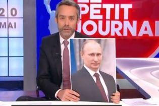 Найбільший французький телеканал висміяв російську пропаганду Кисельова