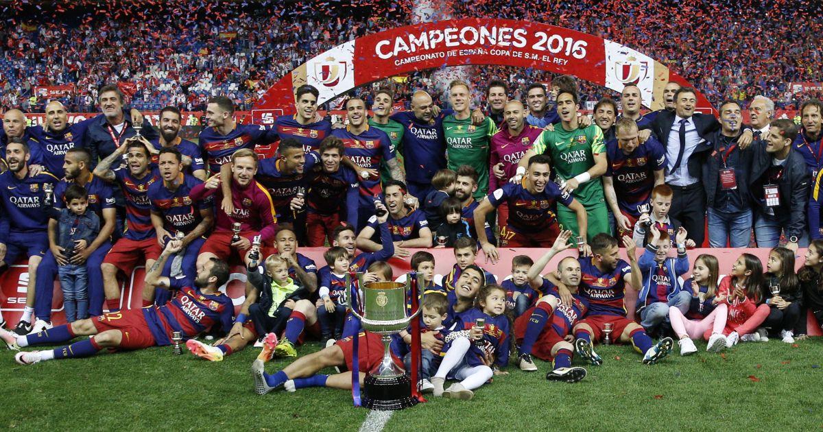 футбол кубок испанияа 2015 2016г