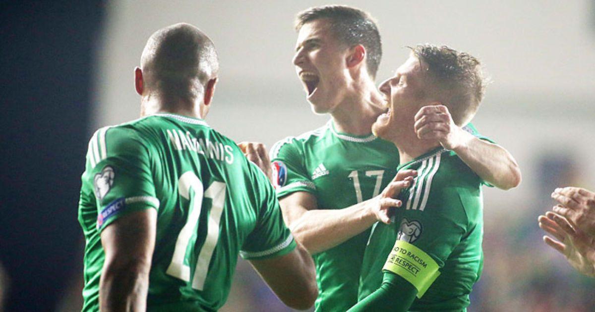 Збірна Північної Ірландії: представляємо учасника Євро-2016