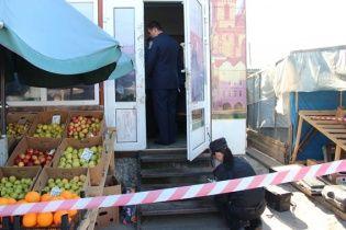 У Житомирі на ринку застрелили чоловіка