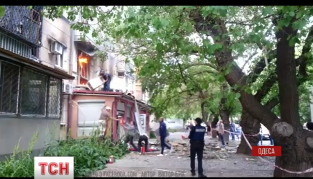 В Одессе выясняют количество погибших в пожаре многоэтажки