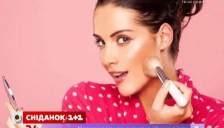 Правила макіяжу: топ 5 помилок у мейкапі