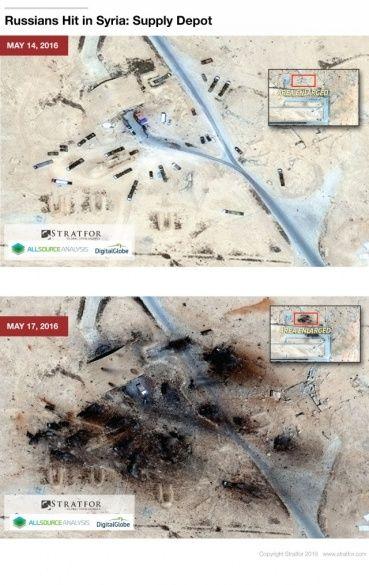 Знищена техніка і гелікоптери Росії у Сирії_2
