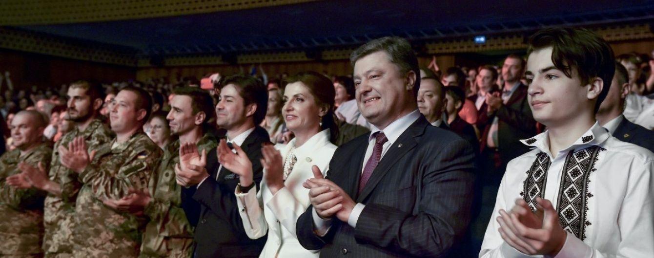 Порошенко пообіцяв окремий закон для підтримки українського кіно