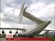 """Літак-велетень АН-225 """"Мрія"""" повернувся в Україну після двотижневого відрядження"""