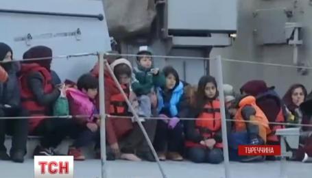 Президент Туреччини погрожує Євросоюзу зривом угоди про біженців