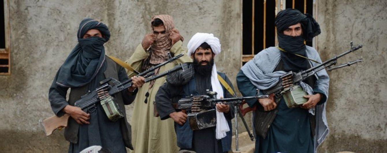 Таліби атакували військову базу в Афганістані, 12 загиблих