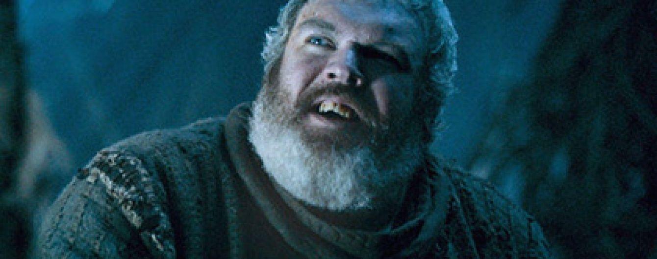"""Творці """"Гри престолів"""" вибачилися за долю Ходора"""