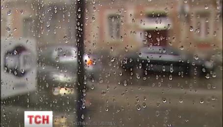 В Украину возвращаются дожди