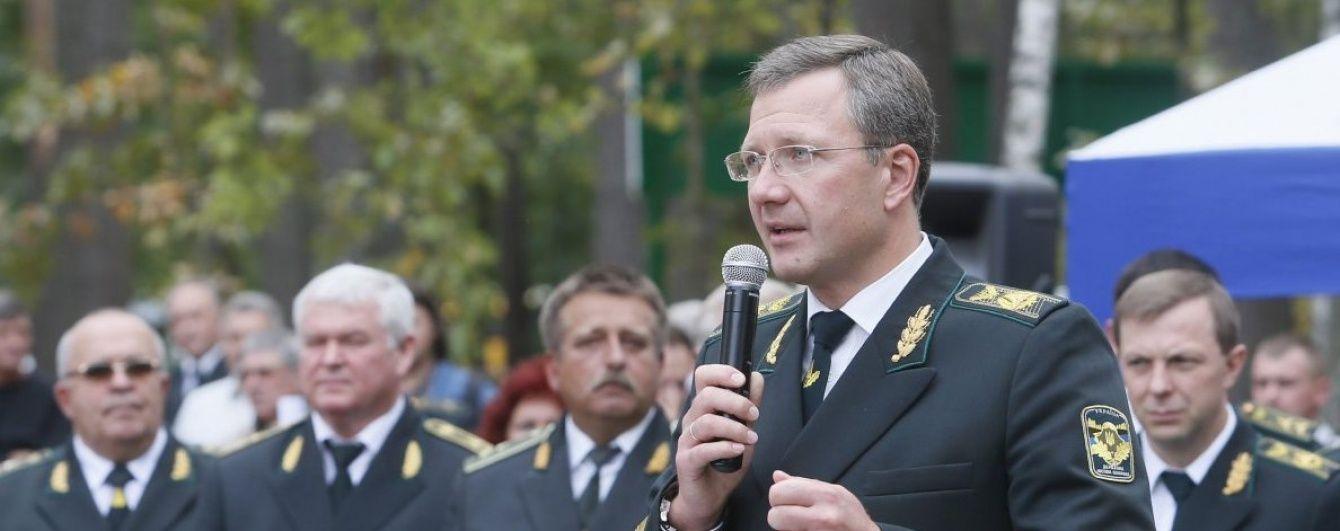 ГПУ висунула підозру у хабарництві та відмиванні 140 млн грн голові Держлісресурів часів Януковича