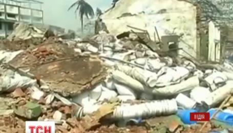 В Індії стався вибух на хімзаводі