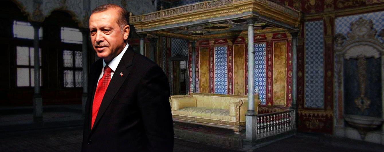 Османский султан без Османской империи