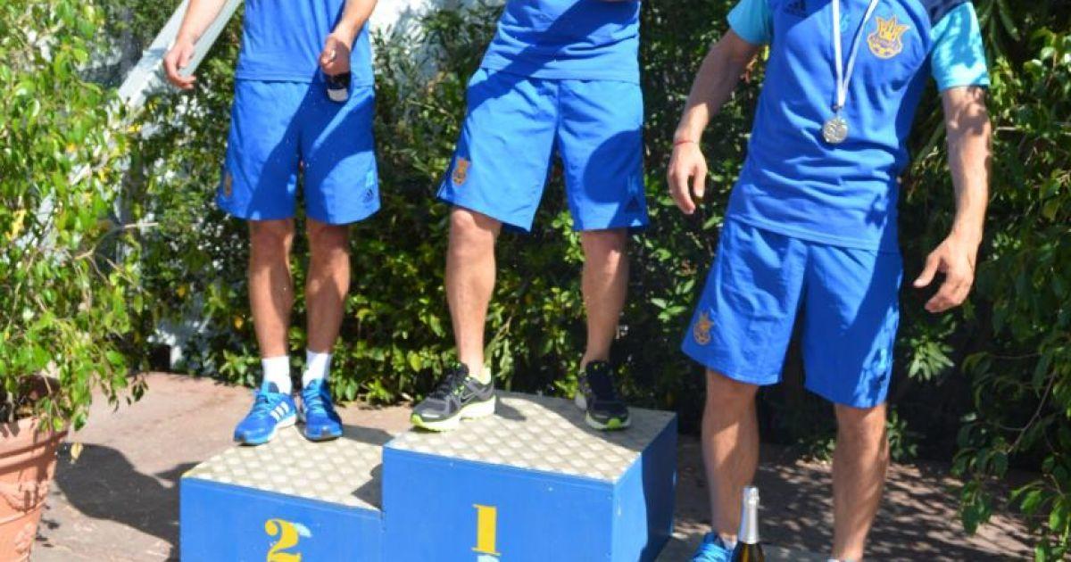 Збірна України розважається в Італії @ ФФУ