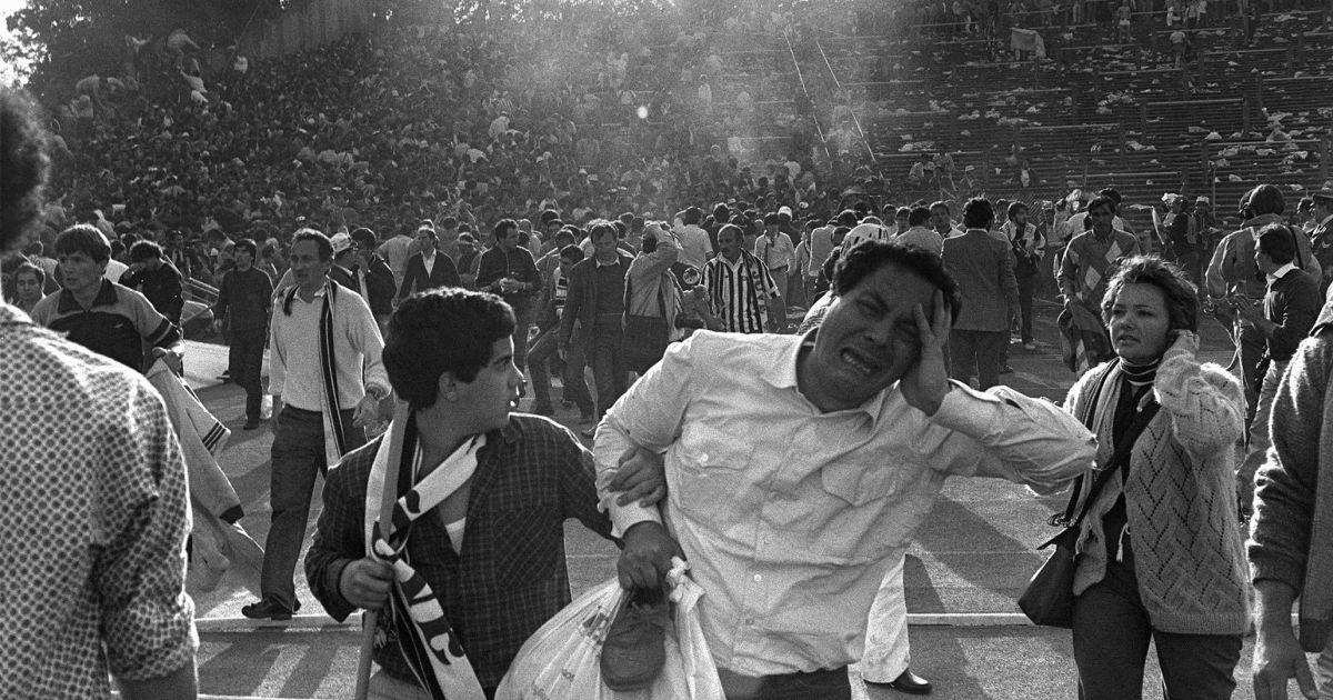 Ювентус - Ливерпуль 1985, Эйзельская трагедия
