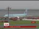 Боїнг 777 загорівся на злітній смузі в аеропорту Токіо