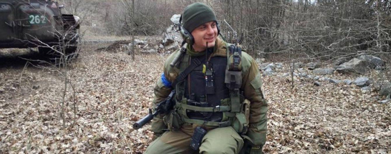 """Командир """"ліквідаторів"""" ворожого БМП розповів, для чого потрібне перемир'я на Донбасі"""