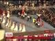 Півтори тисячі пар одночасно вальсували на центральній площі Харкова