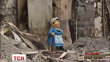 В Киевской области сгорел дом престарелых