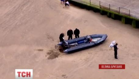 Британская береговая охрана спасла пассажиров резиновой лодки в Ла-Манше