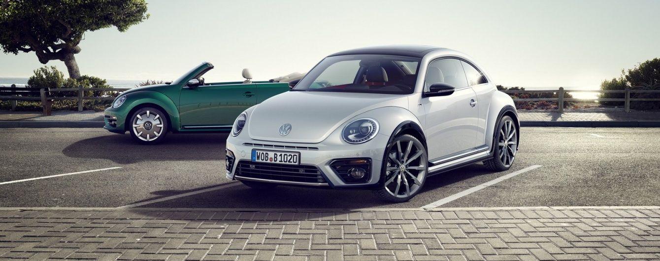 """Volkswagen прекратит производство легендарных """"Жуков"""""""