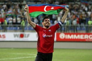 Футболіста збірної Азербайджану засуджено до 4 років в'язниці