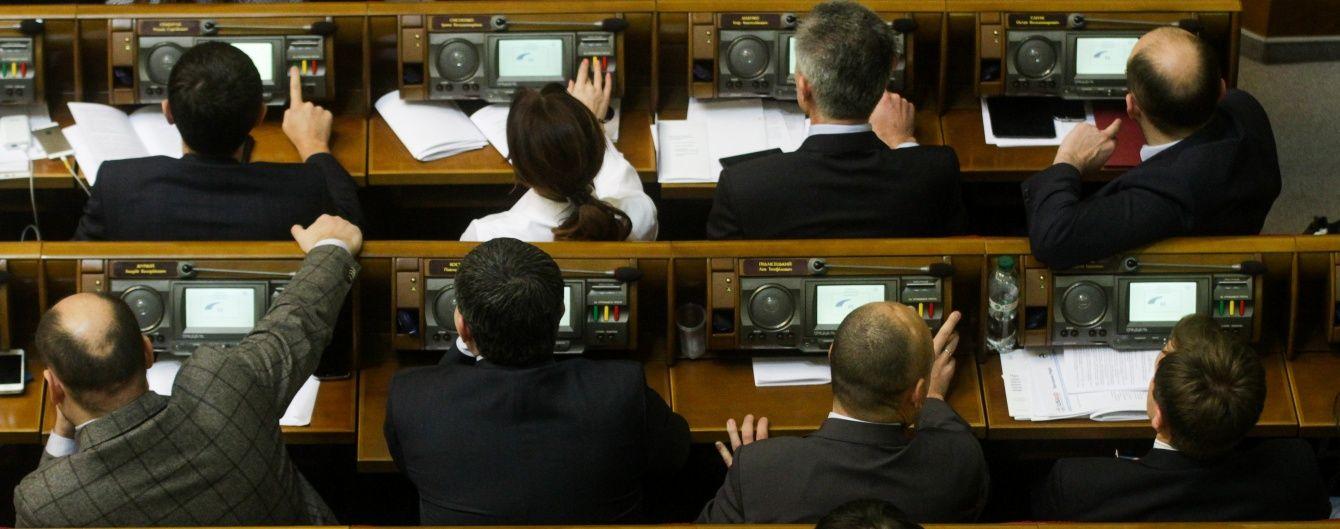 До нового парламенту пройдуть лише чотири партії, ще три перебувають на межі – опитування