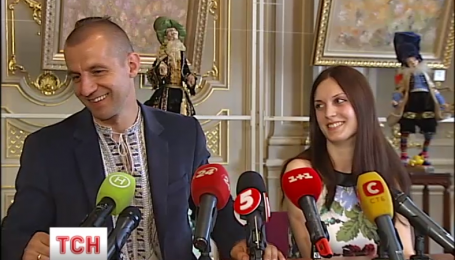 Депутат Гаврилюк и его жена ждут ребенка