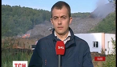На Грибовицькому звалищі знайшли тіла 3 рятувальників, яких привалило під час зсуву