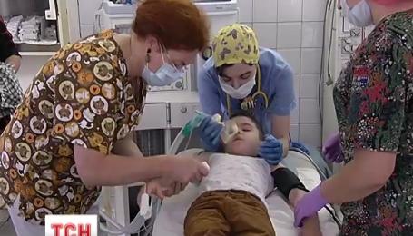 """В детской больнице """"Охматдет"""" будут спасать онкобольных детей по новой методике"""