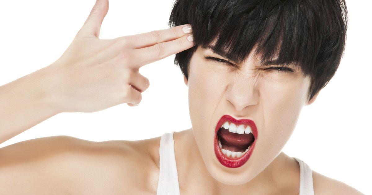 Что делать с плохим настроением в ПМС
