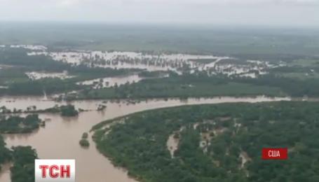 Місто у штаті Техас евакуювали через повінь та потужну зливу